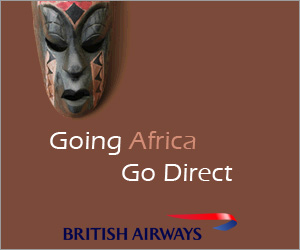 British Airways Ba Flights To Africa From Uk